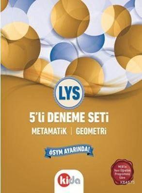 LYS 5'Li Deneme Seti Matematik - Geometri