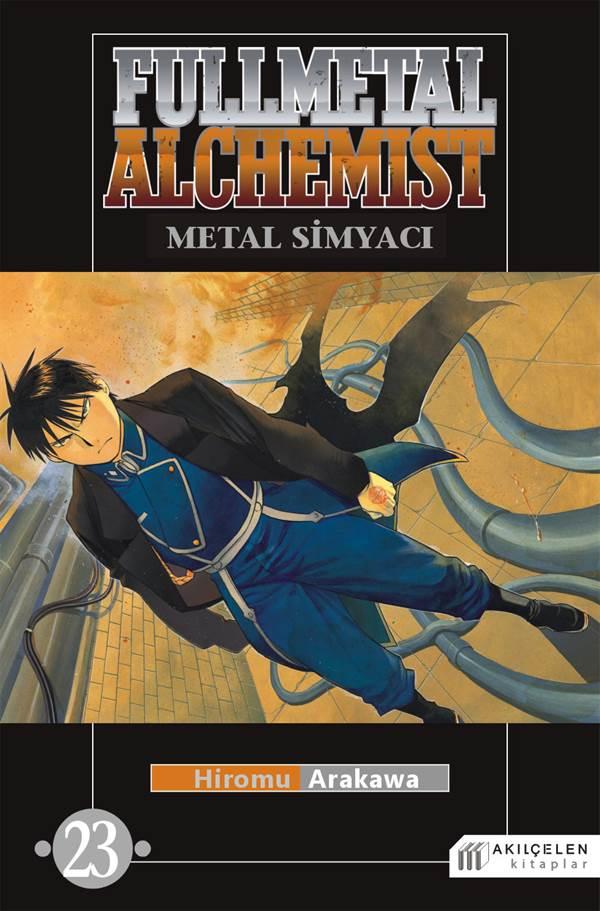 Fullmetal Alchemist 23-Çelik Simyacı