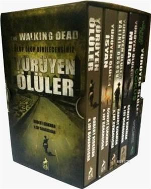 Yürüyen Ölüler Set - 5 Kitaplık Kutulu Set