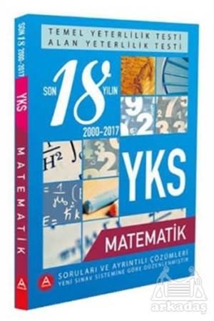 YKS TYT Matematik Son 18 Yılın Çıkmış Sorular