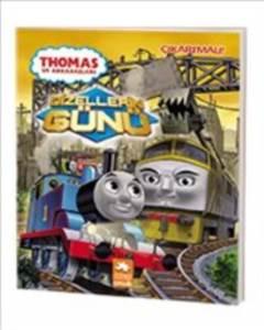 Thomas Ve Arkadaşları Dizellerin Günü