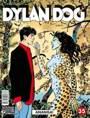 Dylan Dog Sayı 35-Ananga!