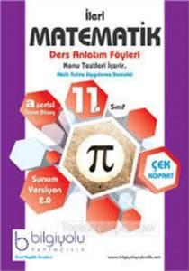Bilgi Yolu - 11.Sınıf - İleri Matematik - DAF - A