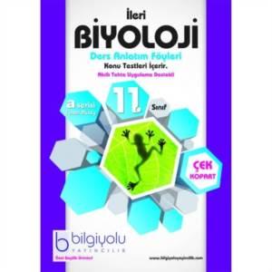 Bilgi Yolu - 11.Sınıf - İleri Biyoloji - DAF - A