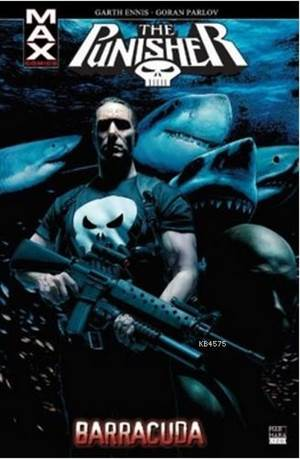 The Punisher Max Cilt 6 - Barracuda