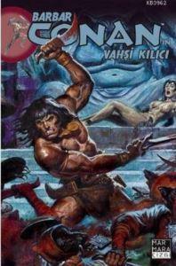 Barbar Conan'ın Vahşi Kılıcı Sayı : 18