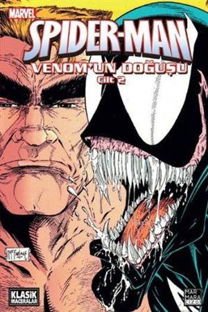 Spiderman  Venom'Un Doğuşu Cilt 2