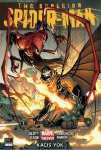 The Superior Spider Man 3 - Kaçış Yok