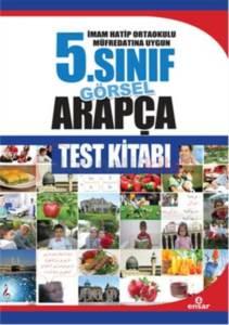 5.Sınıf Görsel Arapça Test Kitabı