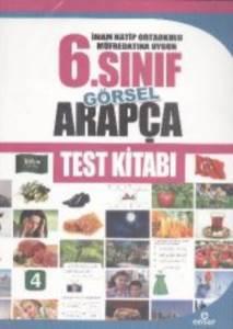 6.Sınıf Görsel Arapça Test Kitabı
