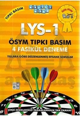 LYS 5 ÖSYM Tıpkı <br/>Basım 4 Fasik ...
