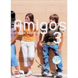 Aula Amigos 3 Libr ...