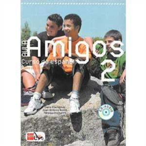 Aula Amigos 2 Libr ...