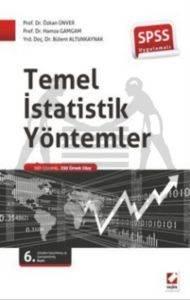 Temel İstatistik Yöntemler