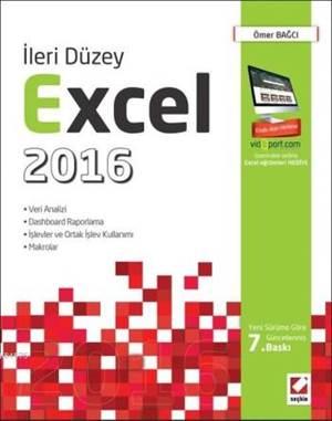 İleri Düzey Excel 2016; Veri Analizi - Dashboard Raporlama İşlevler Ve Ortak İşlev Kullanımı - Makrolar