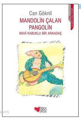 Mandolin Çalan <br/>Pangolin; Mav ...
