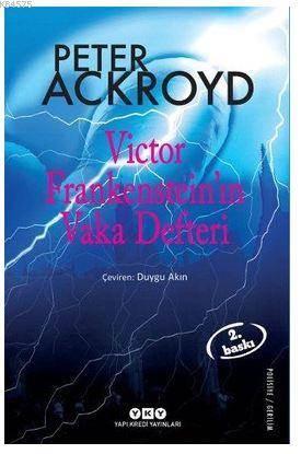 Victor Frankenstein'In Vaka Defteri