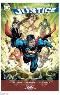 Justice League Cilt 6 - Injustice League