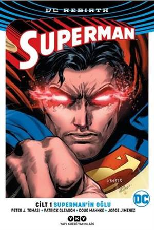 Superman Cilt: 1 - Superman'in Oğlu
