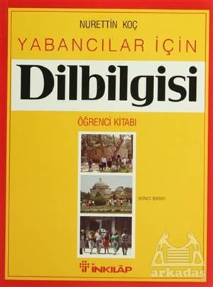 Yabancılar İçin Dilbilgisi Öğrenci Kitabı