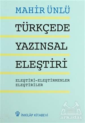 Türkçede Yazınsal Eleştiri