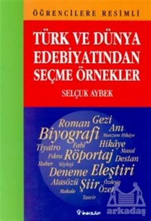 Öğrencilere Resimli Türk Ve Dünya Edebiyatından Seçme Örnekler