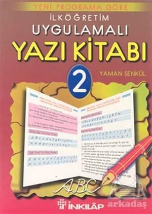 İlköğretim Uygulamalı Yazı Kitabı 2. Sınıf