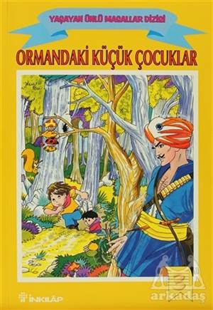 Ormandaki Küçük Çocuklar