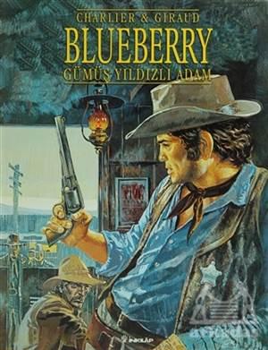 Blueberry Gümüş Yıldızlı Adam