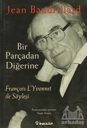 Bir Parçadan Diğerine François L'Yvonnet İle Söyleşi