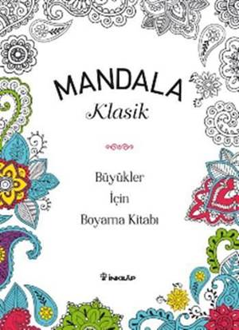 Mandala Klasik Büyükler Için Boyama Kitabı Kolektif 20 Indirim