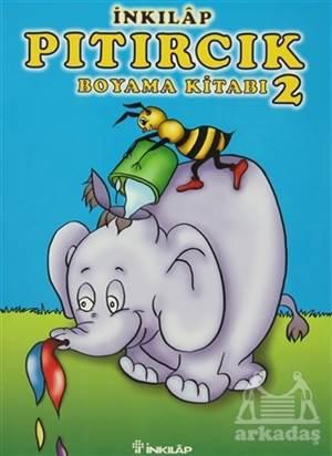 Pıtırcık Boyama Kitabı 2