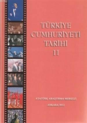 Türkiye Cumhuriyeti Tarihi Cilt II