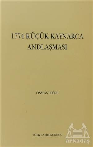 1774 Küçük Kaynarca Andlaşması