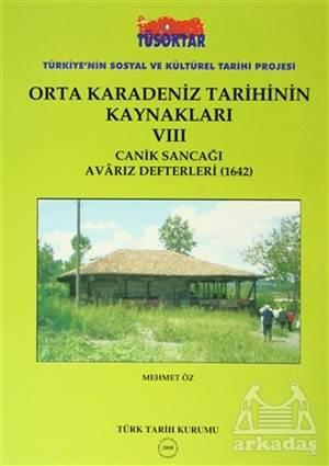 Orta Karadeniz Tarihinin Kaynakları - 8