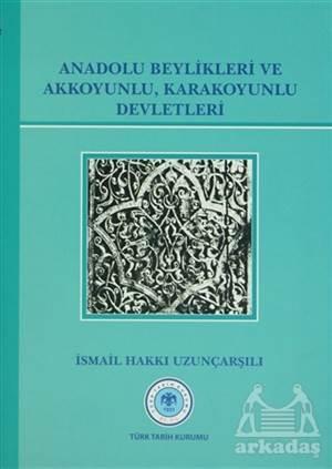 Anadolu Beylikleri Ve Akkoyunlu, Karakoyunlu Devletleri