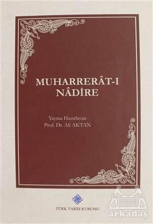 Muharrerat-I Nadire
