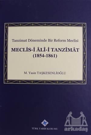 Meclis-İ Ali-İ Tanzimat (1854 - 1861)