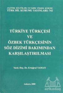 Türkiye Türkçesi V ...