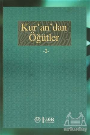Kur'an'dan Öğütler - 2 Kitap Takım