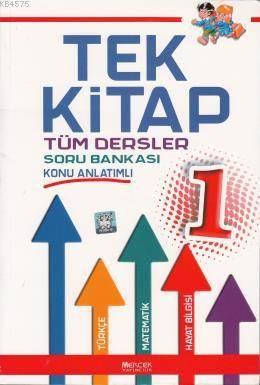 Tek Kitap 1. Sınıf Tüm Dersler