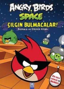 Angry Birds Space  Çılgın Bulmacalar