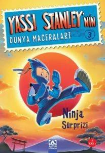 Yassı Stanleynin Dünya Maceraları; Ninja Sürprizi
