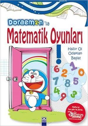 Doraemon'la Matematik Oyunları; Hazır Ol Odaklan Başla!