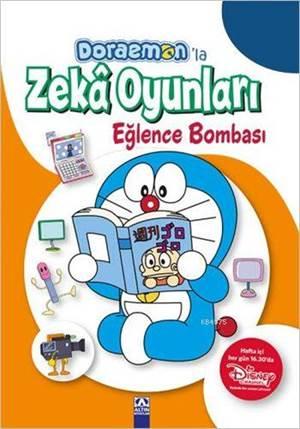 Doraemon'la Zekâ Oyunları; Eğlence Bombası