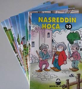 Nasreddin Hoca 10'Lu