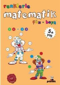 +5 Yaş Renklerle Matematik