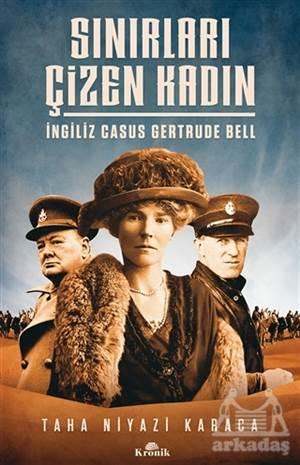 Sınırları Çizen <br/>Kadın - İngil ...