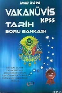 KPSS Tarih Vakanüvis Soru Bankası 2016