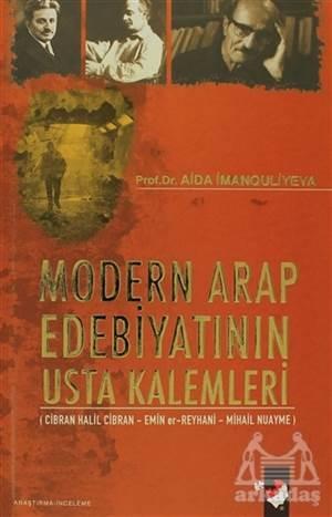 Modern Arap Edebiyatının Usta Kalemleri